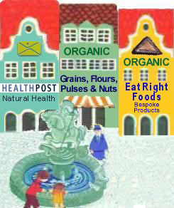 Organic Shopping Mall